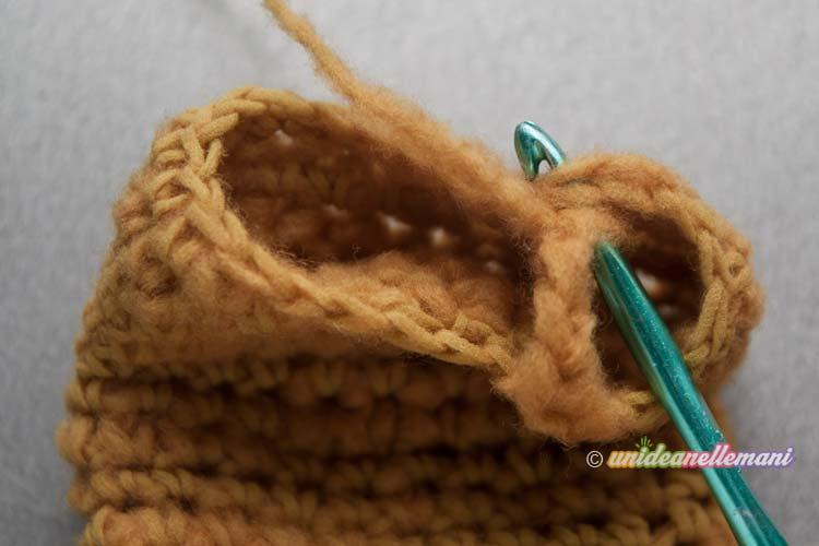 manicotti ad uncinetto, manicotti lana uncinetto, manicotti uncinetto tutorial, manicotti uncinetto schema, manicotti senza dita,