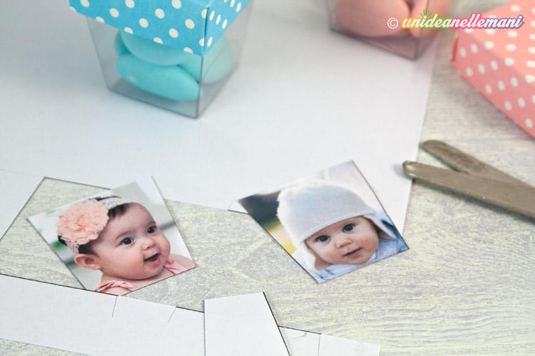 Famoso Come fare scatoline portaconfetti fai da te VH68