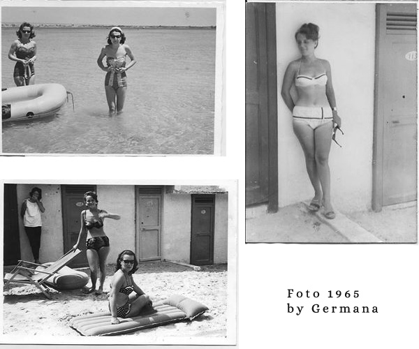 foto costumi da bagno 1965