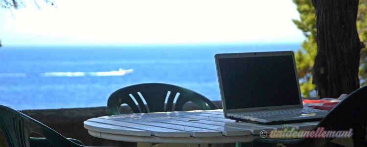 lavorare in vacanza