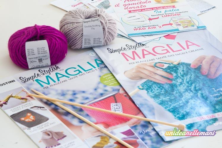 simple stylish maglia fascicolo 1