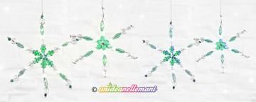 I cristalli di neve fai da te della sora Gigina
