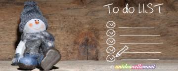 5 cose (struzianti) che devi fare dopo Natale