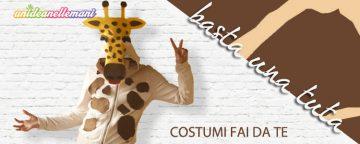 Come fare un Costume da Giraffa con una tuta da ginnastica
