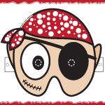 Maschera da spiderman da stampare - Pirata colorazione pirata stampabili ...