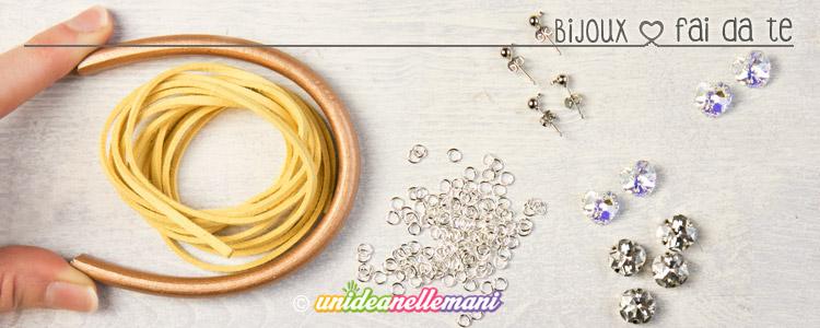 Perline bijoux on line tutto il materiale per creare for Tutto fai da te casa