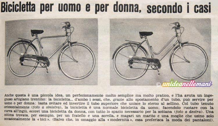 bicicletta-uomo-donna