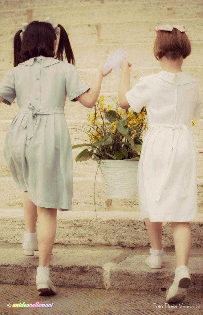 bambine-abito-vintage