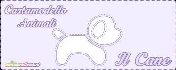 Cartamodello Cane da Stampare