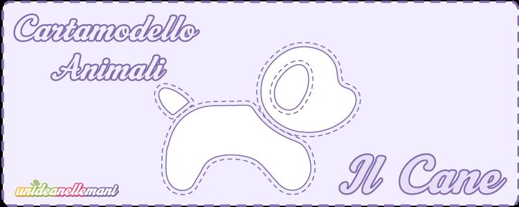 cartamodello cane, cartamodello cane stoffa, cartamodello cane feltro,