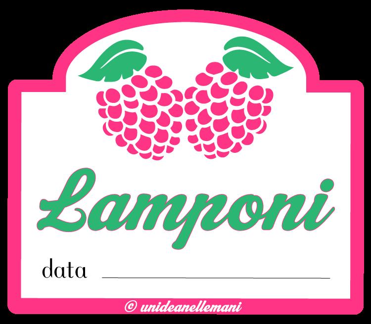 etichette-marmellata-lamponi