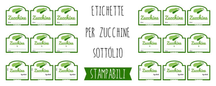 etichette barattoli, etichette verdura
