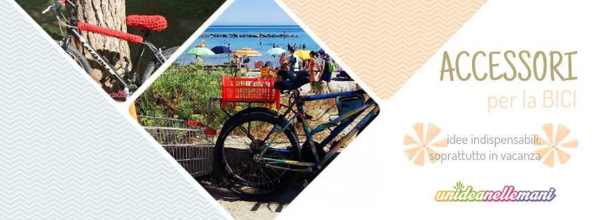 accessori bicicletta fai da te