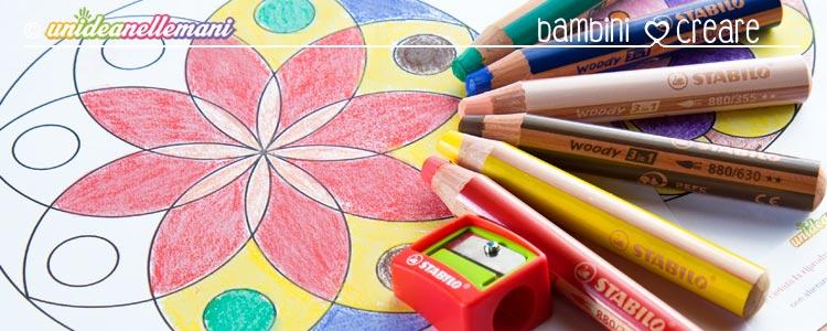 Come Colorare Un Disegno.Come Colorare I Mandala
