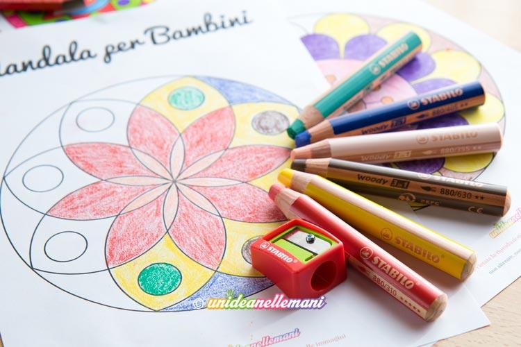 Come Colorare I Mandala