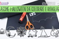sagome halloween, sagome halloween da ritagliare, sagome halloween da colorare, sagome halloween bambini,