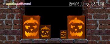 Come costruire una zucca di Halloween in pochi minuti e senz...