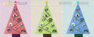 Come fare un divertente Albero di Natale di Carta per bambin...