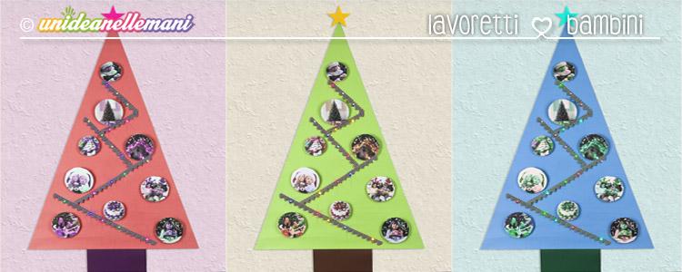Lavoretti Di Cartoncino Per Natale.Come Fare Divertente Albero Di Natale Di Carta Per Bambini