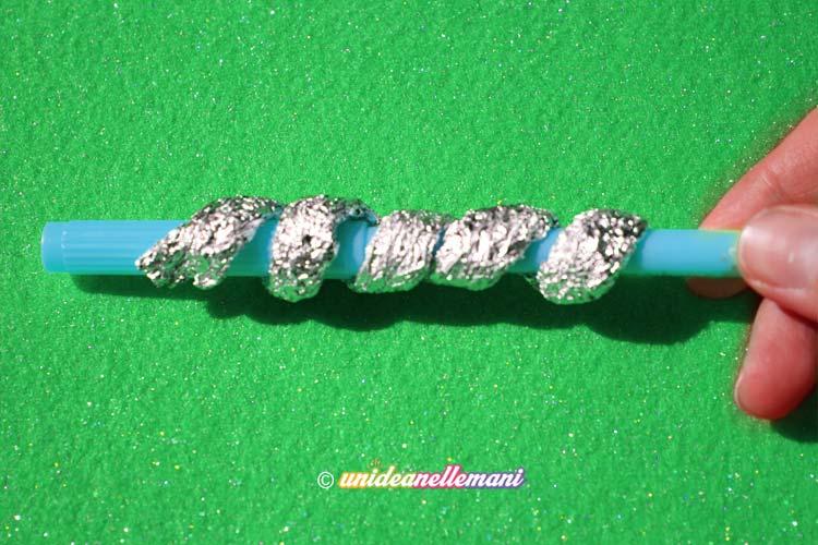 alluminio-arrotolato-ad-una-matita