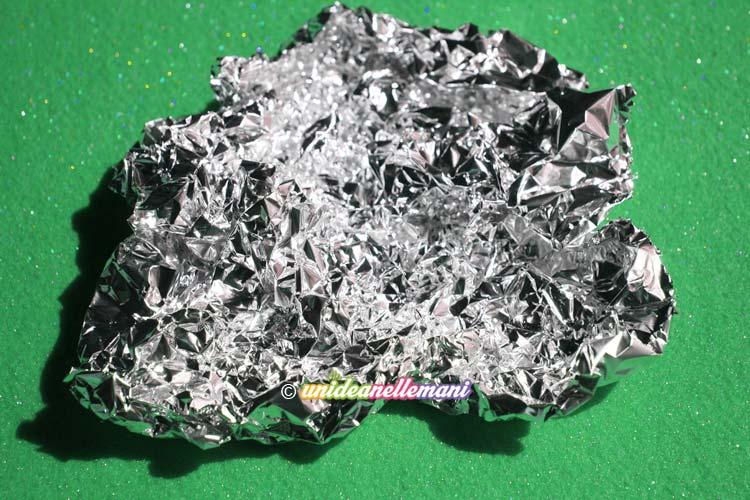 foglio alluminio, carta stagnola