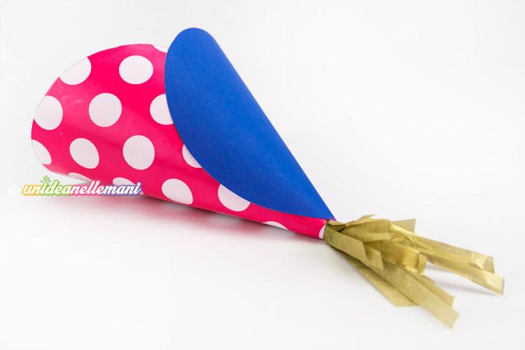 cappelli di carta per feste