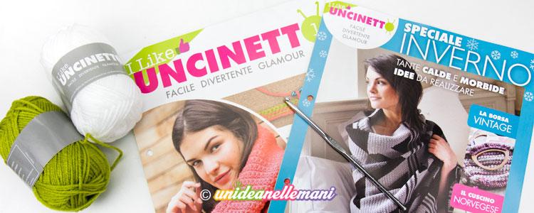 fascicoli I like uncinetto seconda edizione
