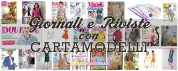 riviste con cartamodelli