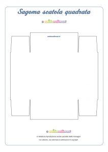Preferenza Fai da te: come costruire una scatolina di cartone multiuso NV03