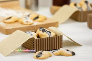scatolina fai da te con biscotti