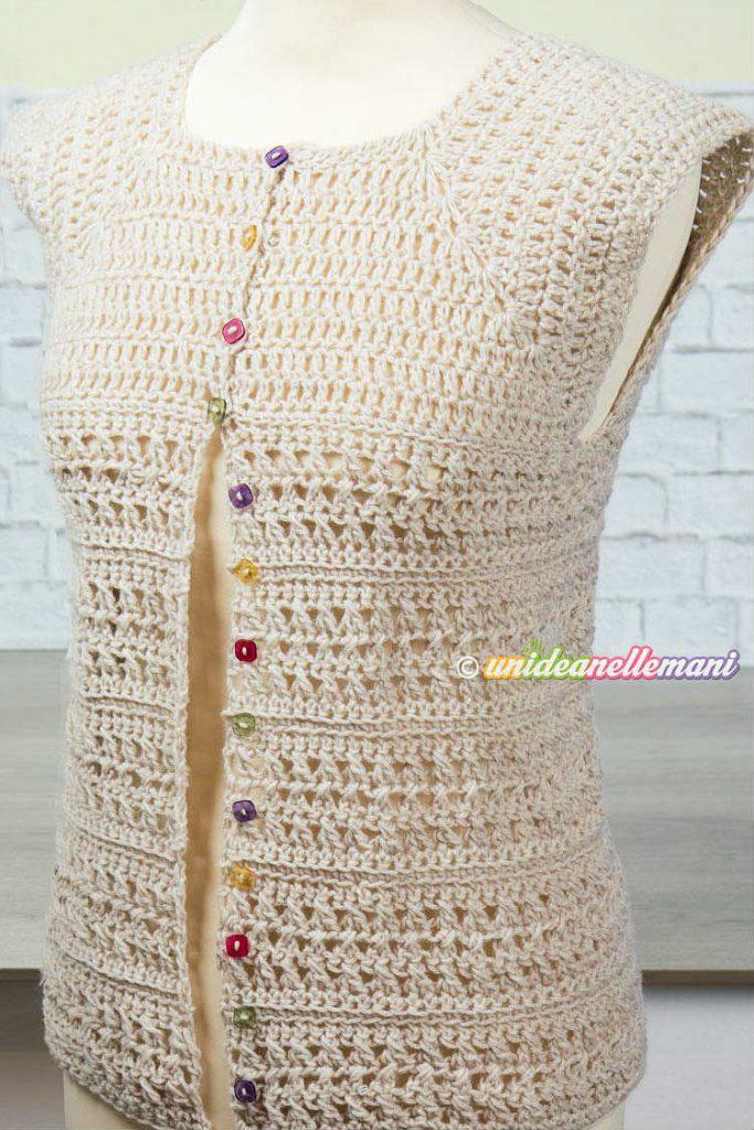 maglia-top-down-uncinetto-raglan