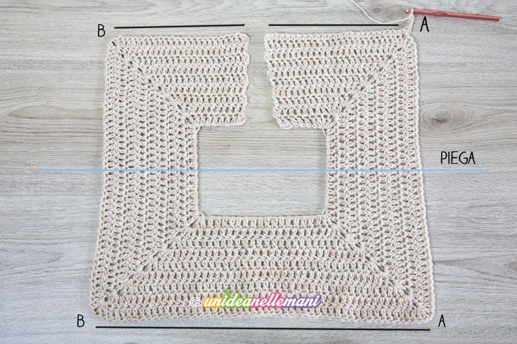 maglia-top-down-uncinetto-sprone