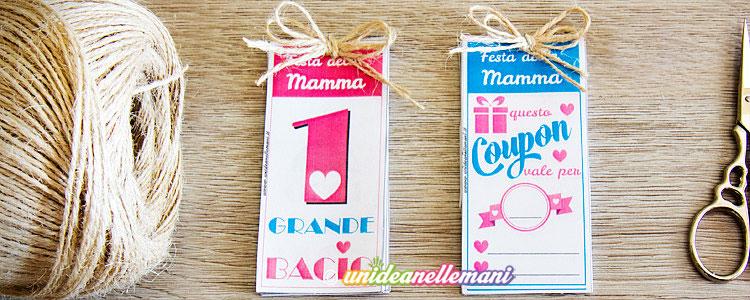 Idee Per La Festa Della Mamma Unideanellemani