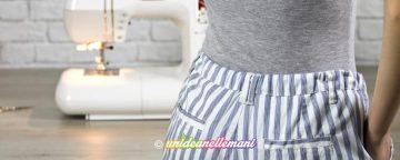 Come stringere i pantaloni in vita senza andare dalla sarta