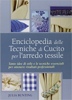 Idee cucito creativo 10 libri con graziosi progetti per - Nozioni di cucito come ricoprire un divano ...