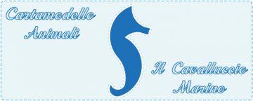 cartamodello cavalluccio marino