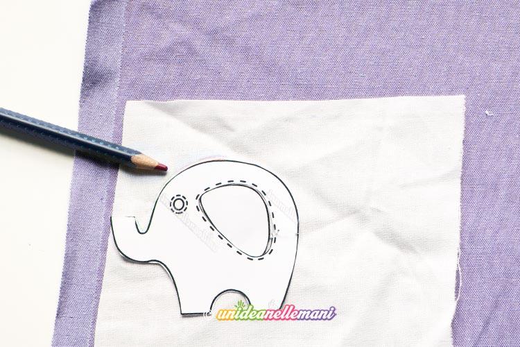 Cucito creativo: come creare applicazioni di stoffa