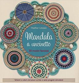 Mandala a uncinetto unideanellemani for Elettrodomestici da regalare