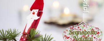 Segnaposto natalizi fai da te facili e simpatici