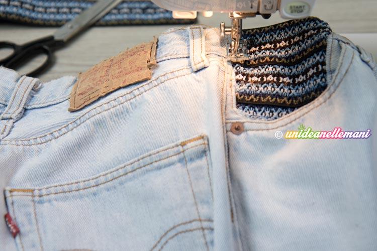 Come Sistemare I Jeans Nell Armadio.Come Allargare I Pantaloni E I Jeans In Vita Un Trucchetto Da