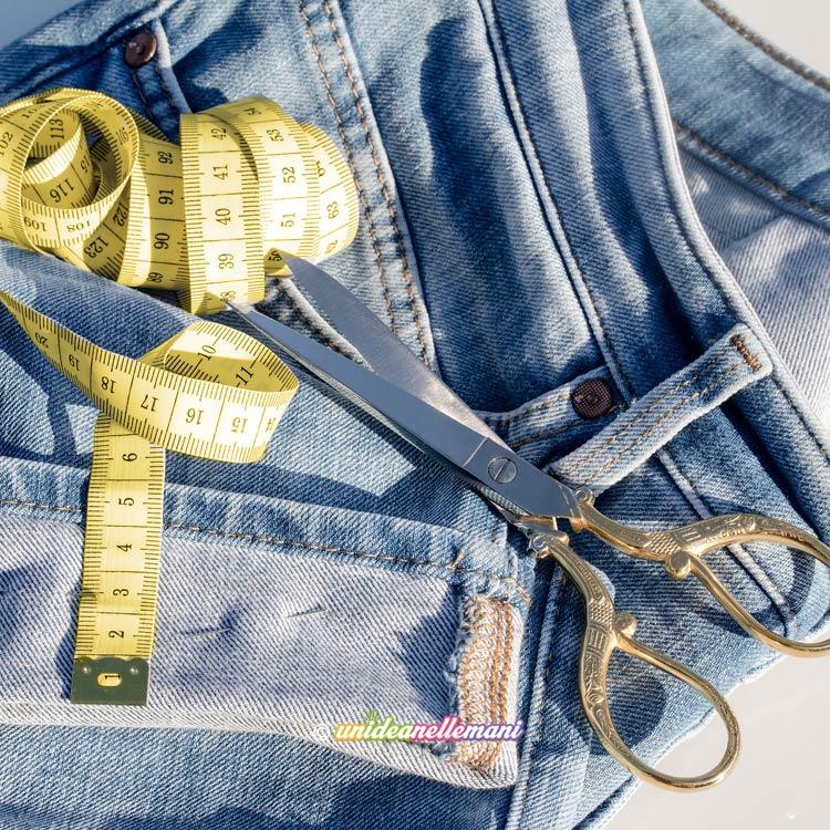 Modificare i jeans  7 utili consigli di cucito da seguire 72ca6a0486a