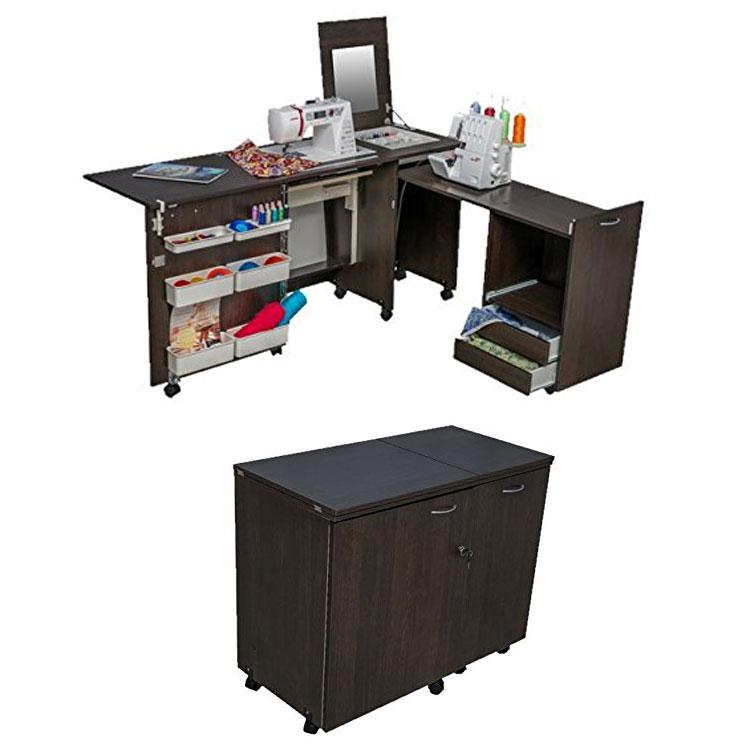 I migliori tavoli per il cucito 10 idee per tutte le tasche - Tavoli per macchine da cucire ...